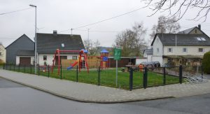 Michelbacher Spielplatz. 2014